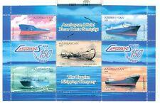 NAVI  MERCANTILI - CASPIAN SHIPPING COMPANY AZERBAIJAN 2008