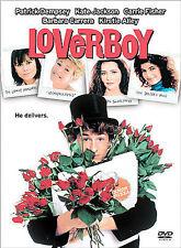 Loverboy DVD PATRICK DEMPSEY KATE JACKSON CARRIE FISHER BARBARA CARRERA