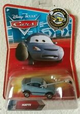 MATTI Disney Pixar CARS Final Lap diecast toy car #165 NIP