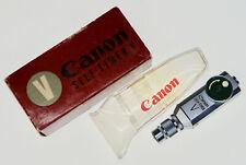 Canon Rangefinder RF Self-Timer V .......... MINT w/Box