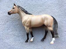 Breyer BreyerFest Buckskin Sport Horse Idocus Buttercream #711029 Warmblood SR