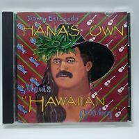 Danny Estocado Hana's Own Maui's Hawaiian Cowboy CD rare OOP