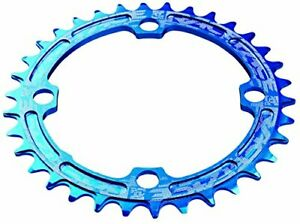 RaceFace 104mm Single Chain Ring Blue 32T 9/10/11 Speed