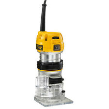 "Dewalt D26200 1/4"" Fixed Base Router 110v"