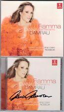 Diana DAMRAU FIAMMA DEL BELCANTO Bellini Donizetti Puccini Verdi BECZALA NOSEDA