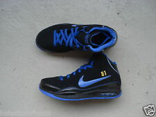 NIKE Air Blue Chip 45 Black/Blue numbers left 81/right 84