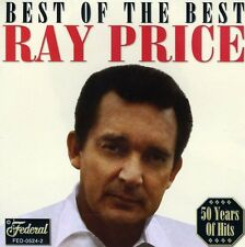 Ray Price - Best of the Best [New CD]