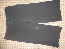 RIVER ISLAND-LADIES CROP TROUSERS SIZE 8 SMART WORKWEAR BUSINESS FORMAL TAILORED