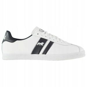 LONSDALE TUFNELL Sneaker Weiß-Marineblau 42-45