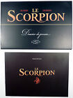 Le Scorpion 2 dossiers de presse Marini Ed Dargaud TTBE