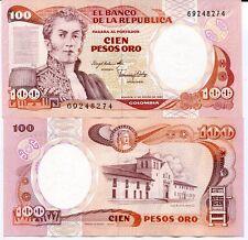 COLOMBIA 100 PESOS 1983 P 426 UNC