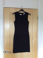 H&M Black Dress Size 8