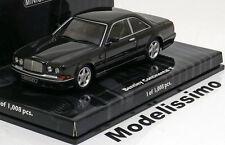 1:43 Minichamps Bentley Continental T 1996 black