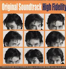High Fidelity-2000-Original Movie Soundtrack-15 Track-CD