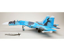 "Su-27 Flanker-B Diecast, Ukranian Air Force 831st IAP, ""Blue 08"", Ukraine 1:72"