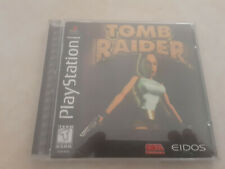Tomb Raider (Ps1, 1996) Complete, No Scratches