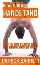 Handstand Pushup Guide Bodybuilding Muscle Fitness Shredded Book Health Weight