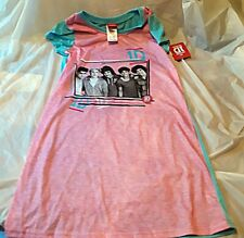 One Direction Girls Nightgown 10/12 New