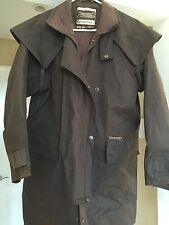 Driza Bone Australian Short Coat Size Xs 3
