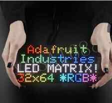 P3 RGB panel HD video SMD led Screen display 64x32 pixel module dot matrix 1x