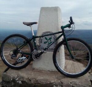 Orange clockwork  10th anniversary mountain bike (will post)