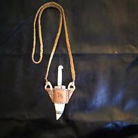 Custom made string knife by Doug Noren MBS!!