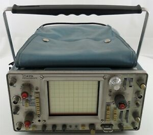 Tektronix 475 Oscilloscope Only for Parts or Repair