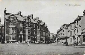 Fore Street, Seaton, Devon - Postcard c.1912