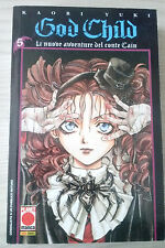 GOD CHILD N.5 PLANET MANGA BUONO PANINI COMICS SPED GRATIS SU + ACQUISTI!! RARO!