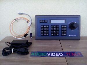 HUDDLECAMHD  VISCA CONTROLLER x the Pan Tilt Zoom SONY EVI BRC SRG Video Cameras