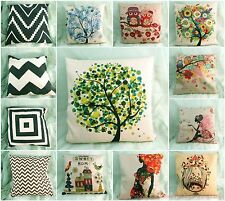 wholesale lot of 10 retro vintage cushion cover decorative throw pillow case