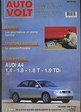 (11A) AUTO VOLT AUDI A4 Février 1996 n°720