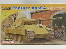 Dragon 7499 Plastik-Modellbausatz Sd.Kfz.171 Panther Ausf.A Early Prod. M. 1:72