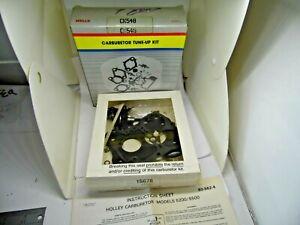 Wells CK548 Carburetor Rebuild Kit Fits Ford Mercury 1977-1980 1981 4cyl. Holley