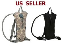 US SHIP 3L Water Bladder Bag Hydration Backpack Pack Hiking Camping Cycling