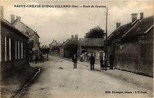 CPA Saint-Crepin-D'Ibouvillers - Route de Gournay (259424)