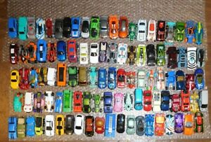 Hot Wheels - Various Years - Loose  - Lot of 100 - All Different