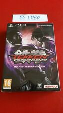 TEKKEN TAG TOURNAMENT 2 COLLECTOR PS3 SONY NEUF SOUS BLISTER VERSION FRANCAISE