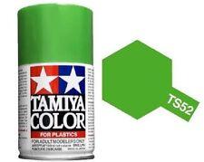 TAMIYA COLORE SPRAY PER PLASTICA CANDY LIME GREEN VERDE LIME 100ml  ART TS52