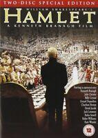 HAMLET (1996) SPECIAL EDITION KENNETH BRANAGH REGION 4 DVD 2 DISCS NEW & SEALED