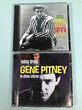 2 x Gene Pitney  CDs - Looking Through The Ultimate Collection & Big 20