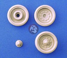 Legend 1/35 M60 Tank Road Wheels Set (M48 Type) (14 Inner and 14 Outer) LF1108