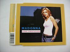 MADONNA - LOVE PROFUSION CD2 - CD SINGLE NEW UNPLAYED AUSTRALIA 2003