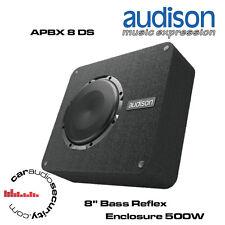 "AUDISON apbx 8 DS - 8"" Box Alloggiamento BASS REFLEX BASS subewoofer 500w"