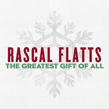 The Greatest Gift of All by Rascal Flatts (CD, Oct-2016, Big Machine Records)