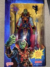 """Defenders of the Earth MING THE MERCILESS 7"""" Figure SEALED Neca"""