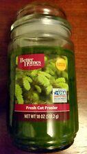 Limited Edition Better Homes & Gardens Fresh Cut Frasier 18oz Jar Candle New-1pc