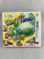 Yoshi's New Island for Nintendo 3DS - Very Good Condition