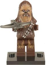 Chewbacca Mini Figure NEW UK Seller Fits Lego Starwars Star Wars