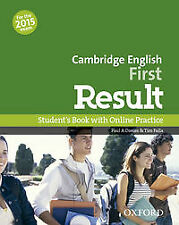 First Certificate in English Result Students Book+Osp Pack E
